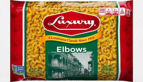 100-Elbows-485 100% Semolina Elbows