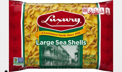 100-Lg-Sea-Shells-485 100% Semolina Large Sea Shells