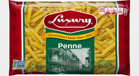 100-Penne-485 100% Semolina Penne