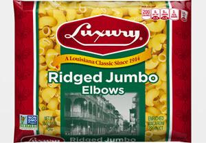 100-Ridged-Jumbo-Elbows-300 100% Semolina