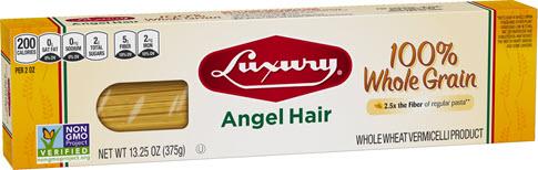 WG-Angel-Hair-485 100% Whole Grain Angel Hair